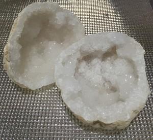 水晶ジオード2