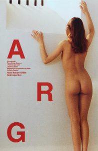 アラン・ロブ=グリエ(レトロスペクティブ)1
