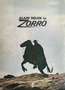 アラン・ドロンのゾロ2