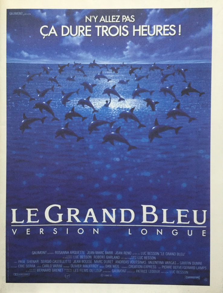 (映画パンフレット)『グラン・ブルー』