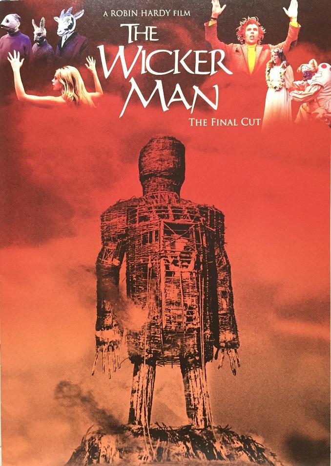 (映画パンフレット)『ウィッカーマン(final cut)』