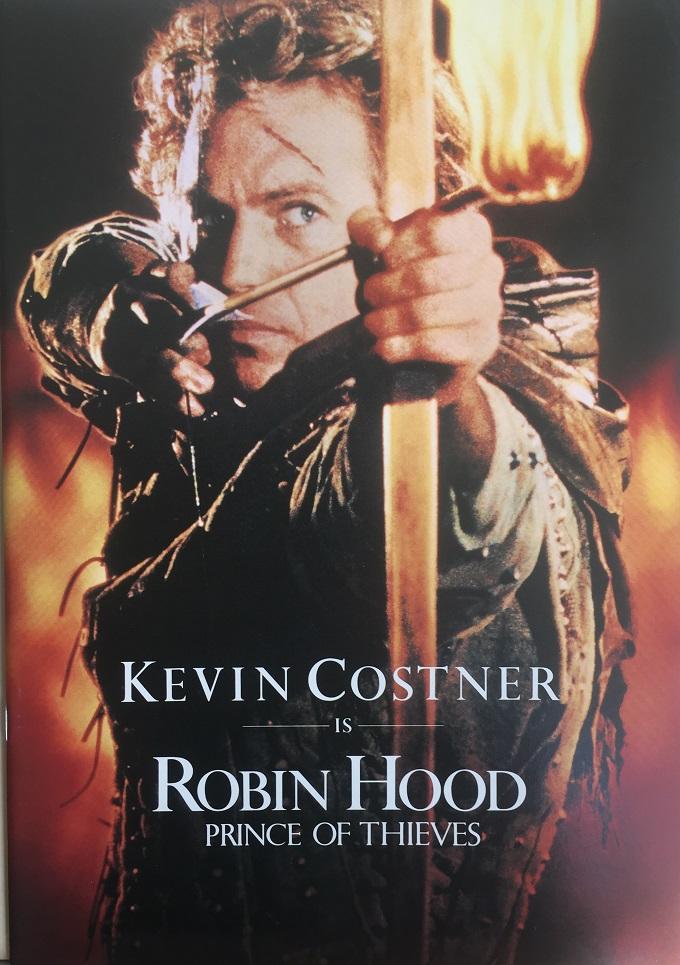 (映画パンフレット)『ロビン・フッド』