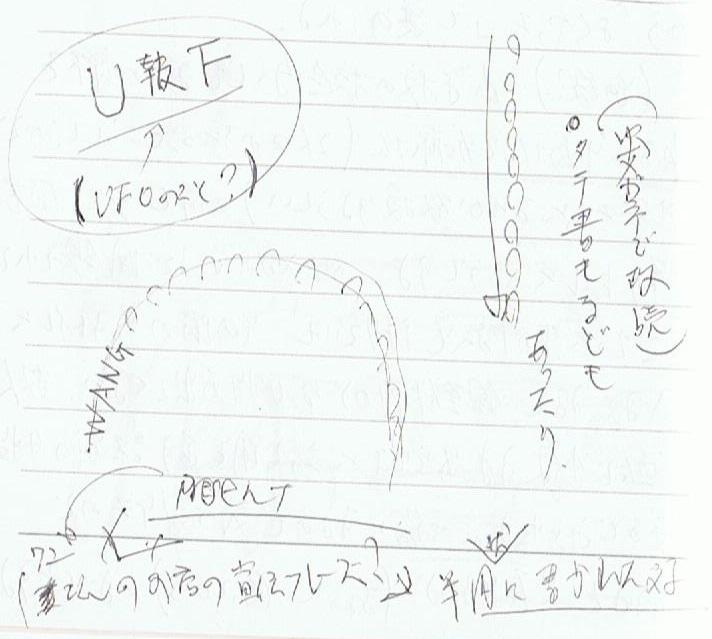 <夢占い>難読文字を解読する